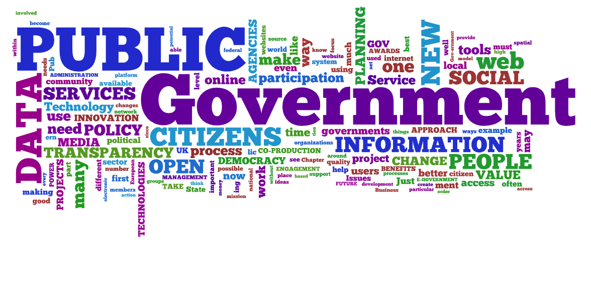 What is the difference between e-Government & e-Governance?