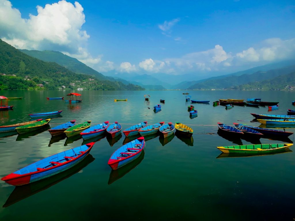 Best Places to Visit in Nepal Pokhara Fewa Lake
