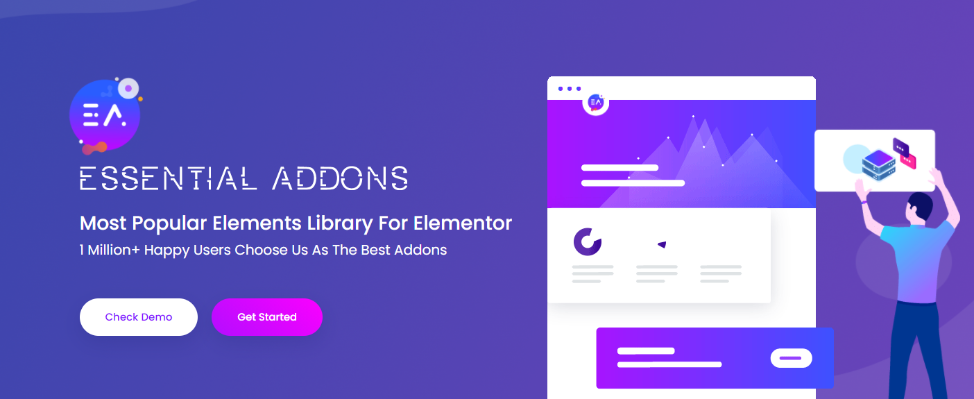 Congratulations WPDeveloper Team for 1M active installation of Essential Addons for Elementor