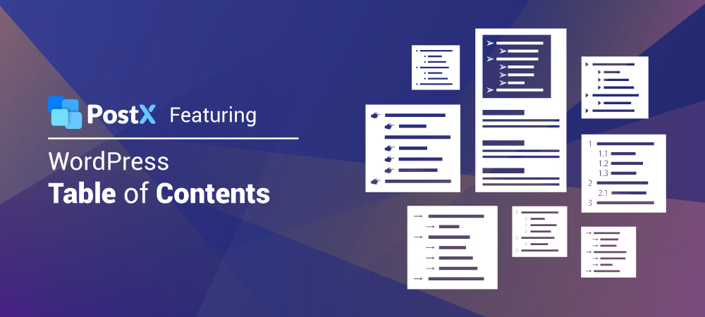 How to Easily Add Table of Contents in WordPress Using PostX?